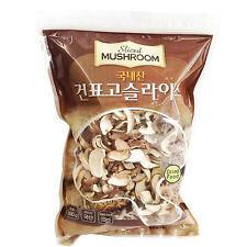 300g Dried Sliced Shiitake Mushroom Vitamin Healthy Good for food Korean Origin