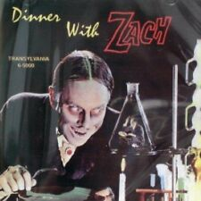 Zacherle- Dinner With Zach CD The Cool Ghoul Halloween Horror (Transylvania) OOP