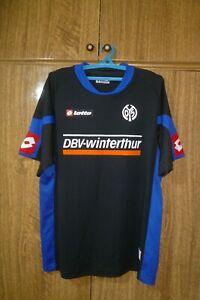 1. FSV Mainz 05 FC Lotto Football Shirt 3rd 2007/2008 Soccer Jersey Men Size 2XL