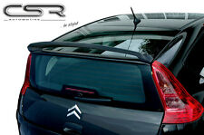 REAR ROOF SPOILER FOR CITROEN C4 04-09 HF210 BODY KIT