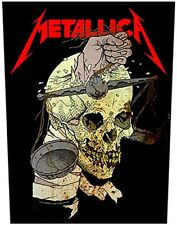 Metallica Harvester Of Sorrow giant sew-on backpatch   360mm x 300mm  (ro)