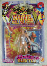 Savage She-Force ELEKTRA Marvel Hall of Fame variant action figure Toybiz 1997