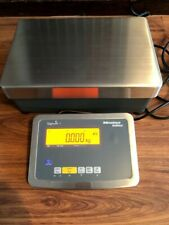 More details for minebea intec -signum 1- model siwrdcp 1-60-i-ip65 bench scale 6 button keyboard