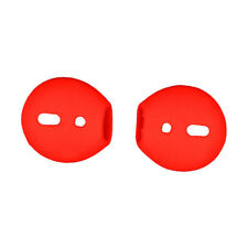 Casque d'oreille casque rouge pour Apple Airpods iPhone 7 8 X écouteurs