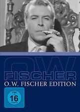 4 DVDs * O. W. Fischer Edition Box   # NEU OVP § >