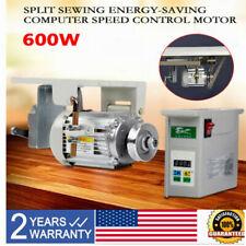600w Energy Saving Brushless Mute Servo Motor Industrial Sewing Machine