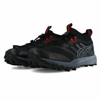 Asics Mens Fujitrabuco Pro Trail Running Shoes Trainers - Black Sports