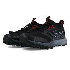Asics Mens Fujitrabuco Pro Trail Running Shoes Trainers - Black Sports