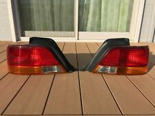 JDM 1997 Honda Legend KA9 KA Acura RL Taillights Tail Lights Lamps Set OEM