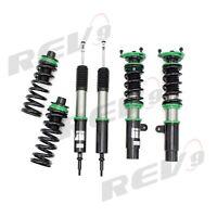 REV9 32 WAYS HYPER-STREET 2 TUBE COILOVERS FOR 06-13 BMW E90 E92 E93 RWD 328 335