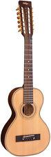 More details for vintage vtr800pb-12 'viator' paul brett electro travel 12 guitar - b stock