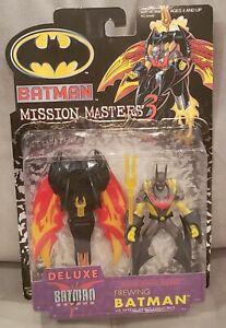 BATMAN BEYOND MISSION MASTERS 3 FIREWING BATMAN 2000 HASBRO Read Description