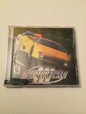 Need for Speed III: Hot Pursuit (PC, 2000)