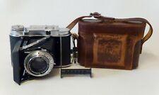 Camera Folding 6x6 Franka Solida III Lens Schneider Radionar 2.9/80mm US ZONE