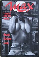 MAX 1993 I maestri della foto erotica Bruno Bisang Marco Glaviano Conrad Godly