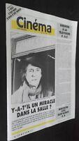 Revista Semanal Cinema Semana de La 18A 24 Febrero 1987 N º 388 Buen Estado