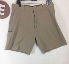 Outdoor Outfitters Tan Men's Shorts Size 36 Flat Front