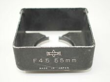 Mamiya Metal Lens Hood 55/4.5 for Twin Lens Reflex
