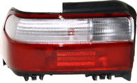 New Depo Drive Side Tail Light For 1996-1997 Toyota Corolla Sedan TO2800127