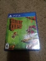 Elliot Quest Hard Copy Games PlayStation PS4 2019 US English Factory Sealed