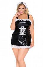 Kurze Damen-Nachtwäsche im Negligés-Stil in Größe 38