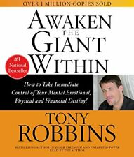 NEW - Awaken The Giant Within by Robbins, Anthony