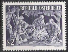 Österreich Nr.1349 ** Weihnachten 1970, postfrisch