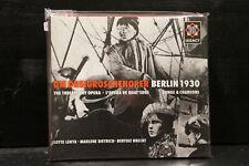 Die Dreigroschenoper / Berlin 1930