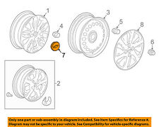 Chevrolet GM OEM 16-18 Spark Wheels-Center Cap 42371986