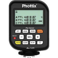 New Phottix Odin Wireless TCU TTL Flash Trigger V1.5 Canon Trasmitter Only