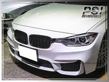 M3 Style Gloss Black Grille For 2012-2014 BMW F30 F31 4Dr 5Dr 320i 328i 335i