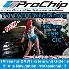 TVfree TV und DVD  Freischaltung über OBD2 für alle BMW 5er  F07 F10 F11 F18 G30
