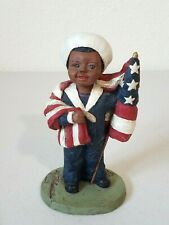 Vintage Martha Holcombe African American Billy #58 Figure All God's Children