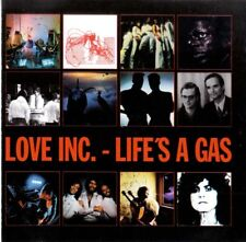 LOVE INC - Life's A Gas (CD, NCN, X Force) House, Techno, Dance, Electronica