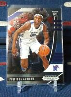 Precious Achiuwa RC 2020-21 Prizm Draft Picks #8 Rookie Memphis