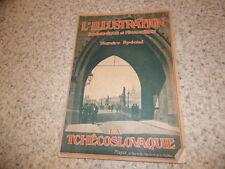 1923.L'illustration économique.N°spécial Tchécoslovaquie..