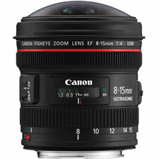 Canon EF 8-15mm F4L Fisheye USM Lens Brand New jeptall