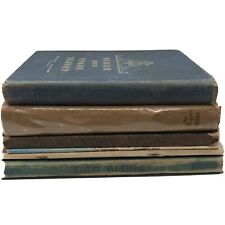 Vintage Song Hymnal Gospel Books Mixed Lot of 6
