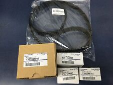 Genuine OEM Subaru Timing Belt Kit Forester Impreza Outback Legacy 2006-2012 2.5