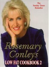 ROSEMARY CONLEY'S LOW FAT COOKBOOK 2 By ROSEMARY CONLEY