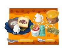 Dollhouse Miniature Set Dash Doggy Style Resturant Cafe Snack Bread Attack #5