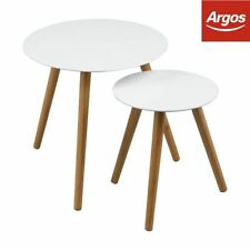 Unbranded Round Nested Tables