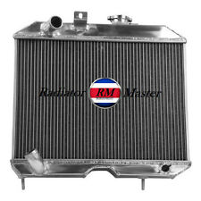 Aluminum Radiator For 1941-1952 Jeep Willy's M38 / CJ-2A/MB 42 43 44 45 46 47 50
