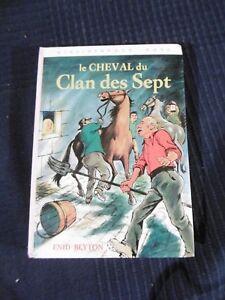 Buch Bibliotheca Rosa Das Pferd Der Clan Der Sieben Von Enid Blyton