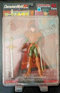 1998 Tomy 01, PARN Record of Lodoss War, Action Figure, Characters World NIB