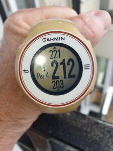 Garmin S3 approach golf watch