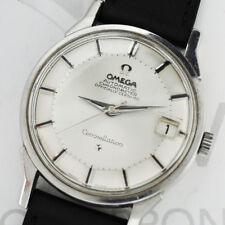 Omega Constellation Pastel Pan Esfera RELOJ AUTOMÁTICO de HOMBRE 100% Auténtico