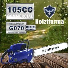 Farmertec Holzfforma Compatible WT Stihl 070 090 Chainsaw 105CC NO Bar Chain