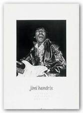 Jimi Hendrix Art Print 27x19
