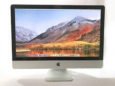 "TOP! Apple iMac 27"" BTO 2,93GHz i7 QUAD 8GB RAM 1TB HD DVD #453"